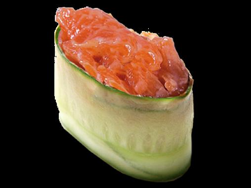 Фреш суши с лососем